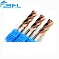 BFL CNC endmill Carbide Endmill 4 Flutes Roughing Endmill Coated