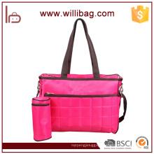 New Fashion Custom Mother Bag Shoulder Diaper Bags Mummy Baby Bag