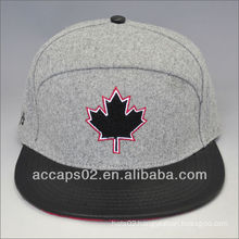 fashion custom snap back hat