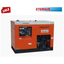 10kw/10kVA Three Phase Silent Diesel Big Generator Set (SHT13D)