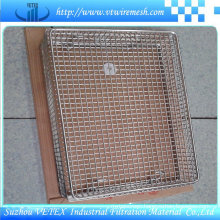 SUS 316 Vetex Mesh Basket
