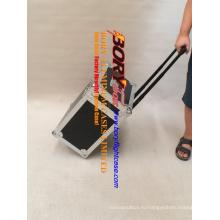 Сплошные универсальные чемоданы с панелью 9 мм для переноски инструментов