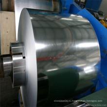 Нижняя цена 60 г / 80 г / 125 г Zn покрытие оцинкованный стальной лист