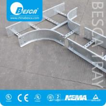 Preço da escada do cabo de alumínio de SS316L HDG com CE e NEMA