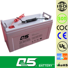 12V120AH Bateria de Energia Eólica GEL Battery Standard Products