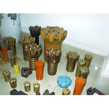 Flat Face CIR Down The Hole DTH Drill Bits