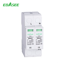 Factory Directly Sell IEC61643-11 1P,1P+NPE,2P,2P+NPE4P 20-40ka spd