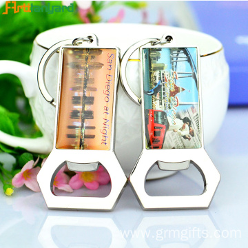 Zinc Alloy Personalized Beer Bottle Opener