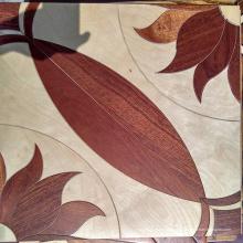 Revestimento de mosaico projetado da madeira de carvalho de projeto de Versaille