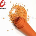 Orange Nylon Color Masterbatch Granule
