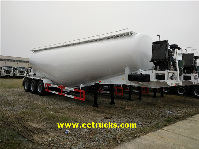 Bulk Cement Tanker Trailers