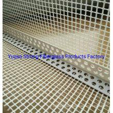 PVC Corner Bead with Fiberglass Mesh Used for Building Material