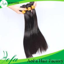 Top qualité Weavon brésilien cheveux raides remy vierge cheveux humains