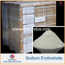 Erythorbate do sódio do produto comestível dos antioxidantes / Isoascorbate do sódio (CAS: 6381-77-7)