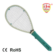 Battery Operated Electric Mosquito Swatter with Disinfection Function