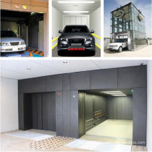 Electric Auto Mobile Motorcycle Car Lift Vehicle Parking Elevator