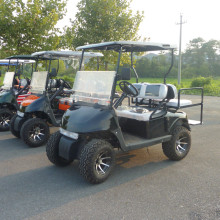 4 seats off road golf carts para la venta