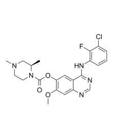 99% puro contra el cáncer AZD-3759 en polvo CAS 1626387-80-1