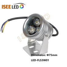 DMX 3W High Brightness LED Spot Licht