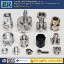 Forged precision stainless steel flanged bushing