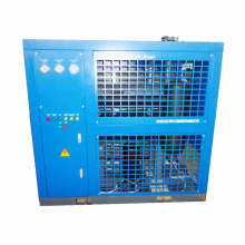 Fully stocked refrigeration compressed air dryer