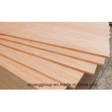 Hardwood Core Okume Commercial Plywood with Carb/Ce Certification