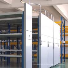 Малой грузоподъемности ручного подвижные стеллажи/многослойная решение для хранения библиотеки