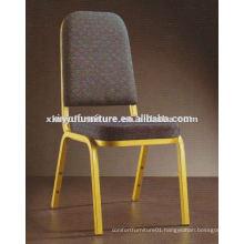Meeting room aluminium banquet hall stacking chair XA133
