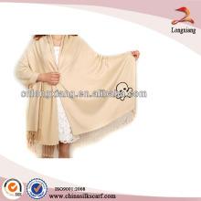 Mode de haute qualité Ladies Pashmina Shawl Wrap