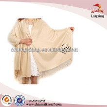 Moda de alta qualidade Ladies Pashmina Shawl Wrap