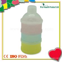 3 Schicht Baby Milch Pulver Fall