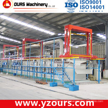Electroplating Equipment in The Plating Line