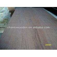 Mais barato preço madeira de lei 1.6mm madeira compensada