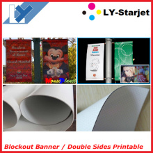 Blockout Banner for Double Side Printing (Flex Blockout Banner)