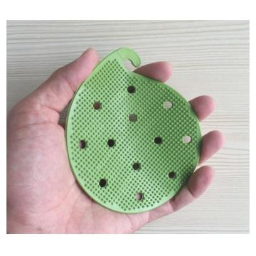 Silicone Vegetables Fruit Scrubber Cup mat
