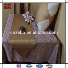 Дешевое и хорошее качество Горячая продажа Награжден Bed Runner завод Сделано
