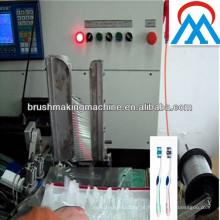Máquina de tufagem de escova de dentes automática cheia CNC ou Tootbrush de alta velocidade que faz a máquina