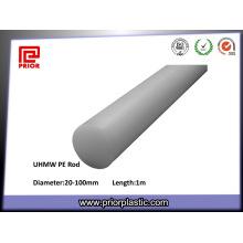 Tige d'UHMWPE pour usure excellente Resiatance plastique engrenages