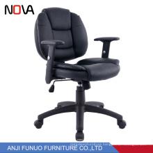 Nova Fashion bar style swivel leather office executive chair stool for staff