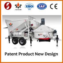 MB1200 concreto portátil mistura fábrica à venda 10M3 / H