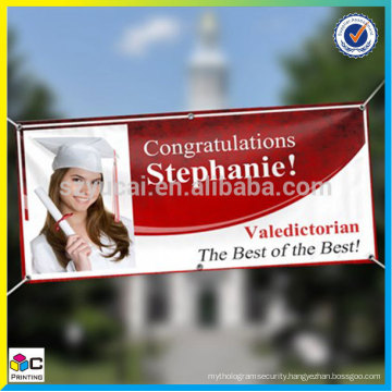 personalized banners, graduation banners, custom vinyl banner