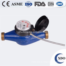 Medidor de flujo de agua de venta caliente XDO-PDRRWM-15-25 15-20mm wifi