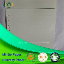 Super White Offset gedruckte Karton für Geburtstagskarte und Grußkarte für Weihnachtsfeier