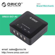 ORICO DCF-4U estação de carregamento usb de 4 portas para iPhone / iPad / celular / tablet PC
