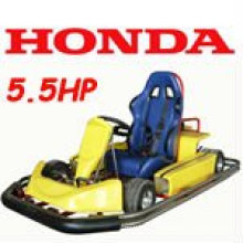 163CC 5.5HP HONDA ENGINE RACING GO KART (MC-484)