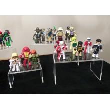 Pop Toy Acryl Display Stand, Werbung Acryl Display Rack