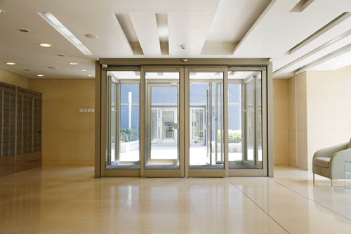 Automatic Sliding Door Operators with Strong Driving Capacity