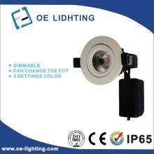 Calidad certificación nuevo 8W COB LED Downlight