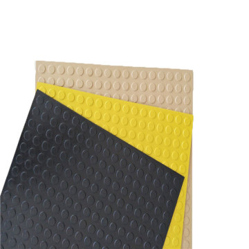 Anti-slip rubberen vloermat