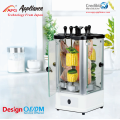 Parrilla eléctrica APG Grill Mini Kebab Machine